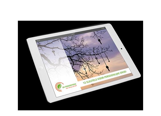 12 sleutels voor persoonlijke groei e-book